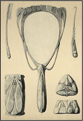 Древние инструменты для чистки зубов