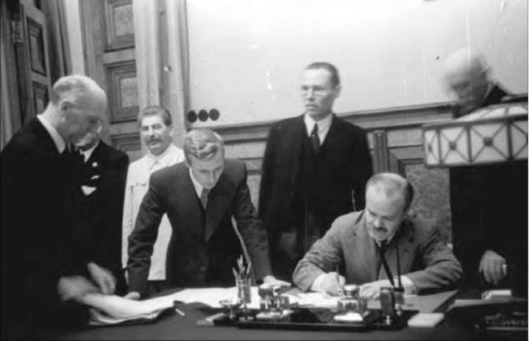 Секретный Договор 1939