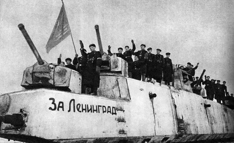 tmp389B-65 День снятия блокады Ленинграда - Независимый проект =Морская Пехота России=
