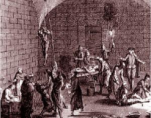 В древнем риме на позорном косом кресте казнили гомосексуалистов