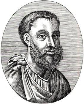 римский врач 2 века н.э. Гален