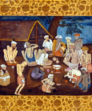применение сомы в Индии