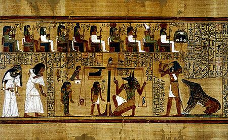 школа древнего Египта