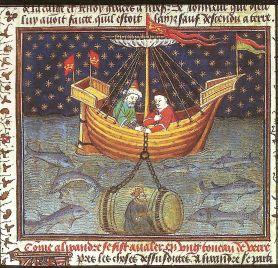 король рыбак - хранитель святого грааля