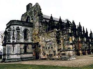 Часовня Рослин, Шотландия