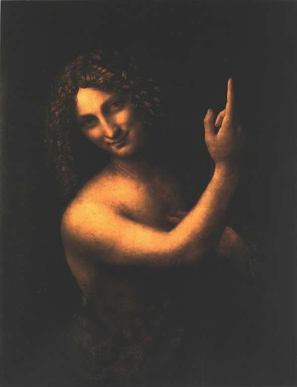Иоанн Креститель Леонардо