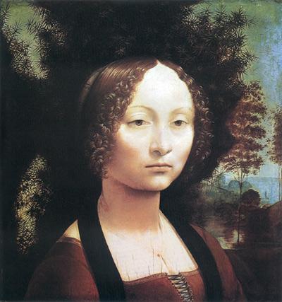 портрет Джиневры