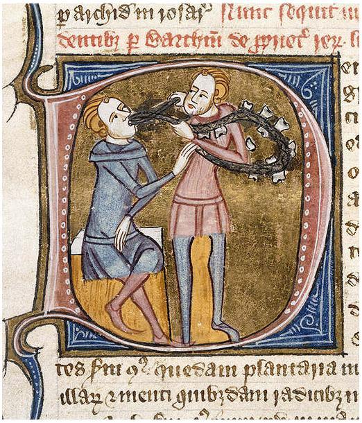 Средневековая стоматология