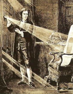 Исаак Ньютон умер в 1727 году