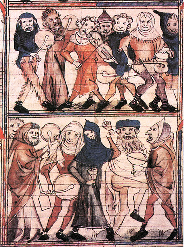 Порно скандинавские страны средневековье