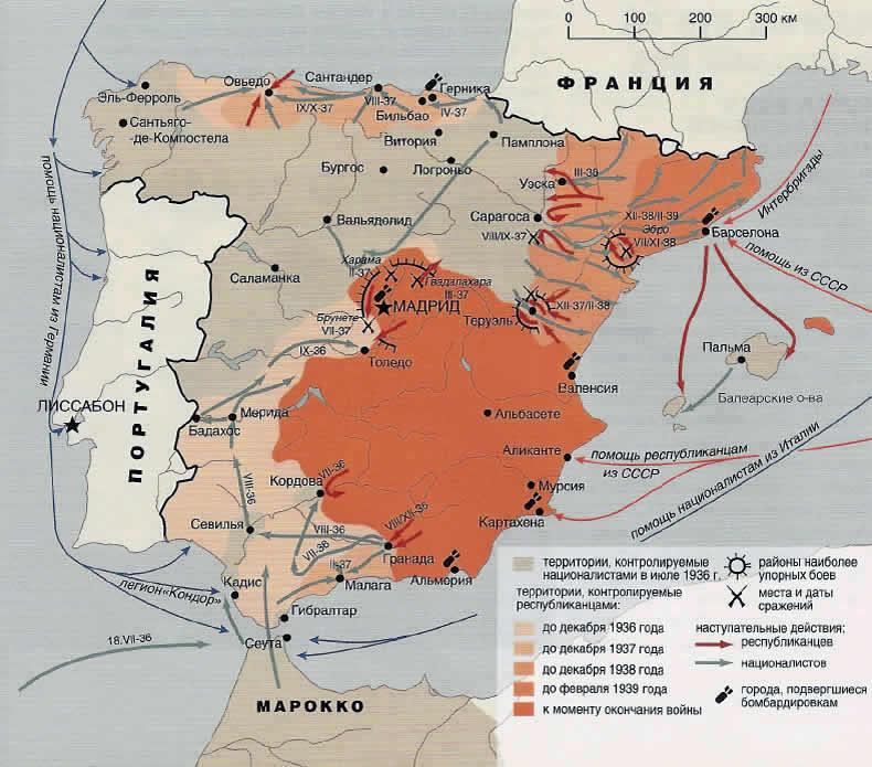 Реферат На Тему Гражданская Война В Испании