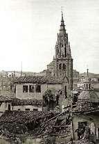 Сам город франкисты октябрь 1936 го
