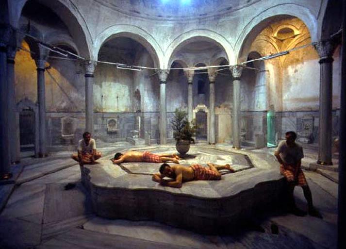 баня в византии